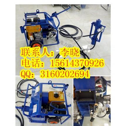 200型液压动力站式打桩机【质量百分百保证】植桩机