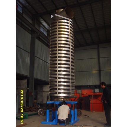 垂直振动提升机厂家定制生产