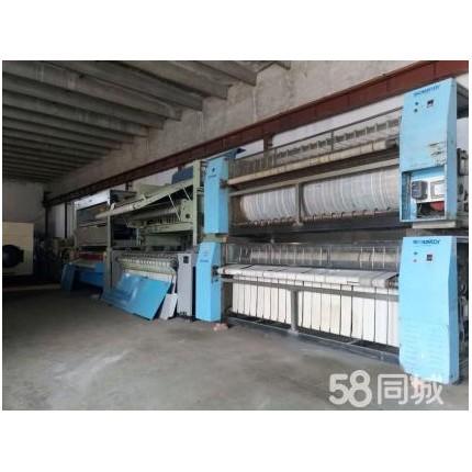 霸州水洗厂二手设备出售二手海狮四辊烫平机多少钱
