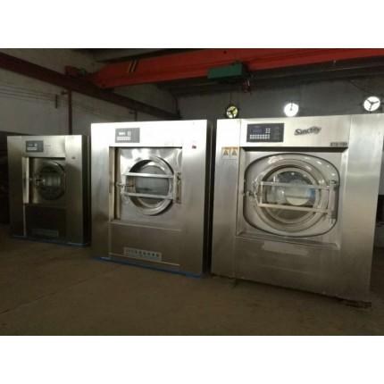 漯河全自动二手工业水洗机河南二手烘干机水洗系列