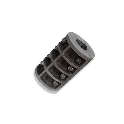 沧州海鹏生产的JQ型夹壳联轴器维护简便