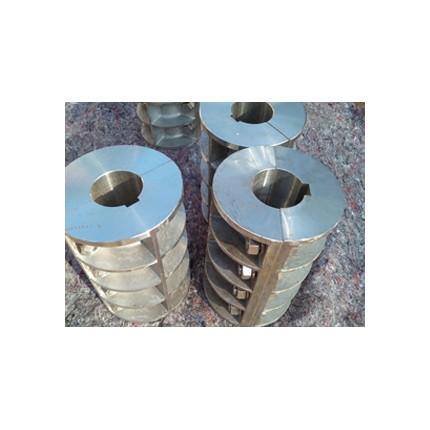 湖北海鹏销售的不锈钢夹壳联轴器维护简便