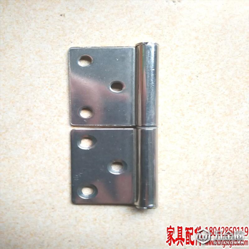 旗形不锈钢平板合页铰链 (2)