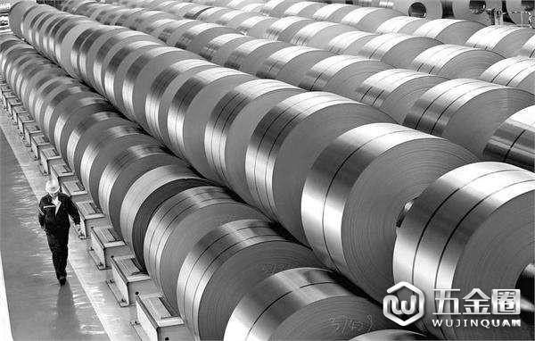 钢价反弹上涨 厂商都有挺价意愿