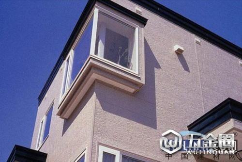 浅谈不同外墙保温材料的构造做法