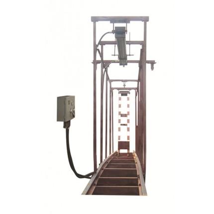 气动挡车梁配置QZCL-240气动挡车梯工作原理