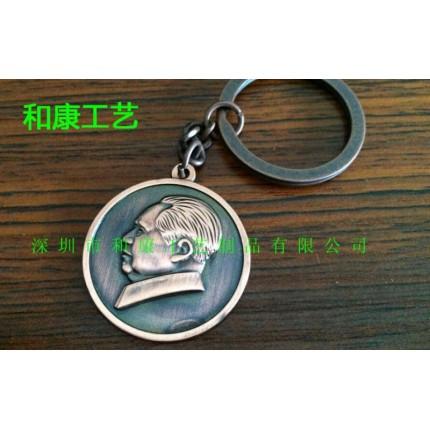 深圳来图设计各类金属徽章,各类金属钥匙扣指环等
