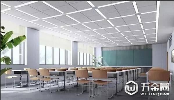 中小学校教室照明新国标正式实施