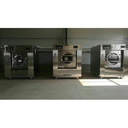忻州出售二手小型水洗机,二手单棍烫平机处理
