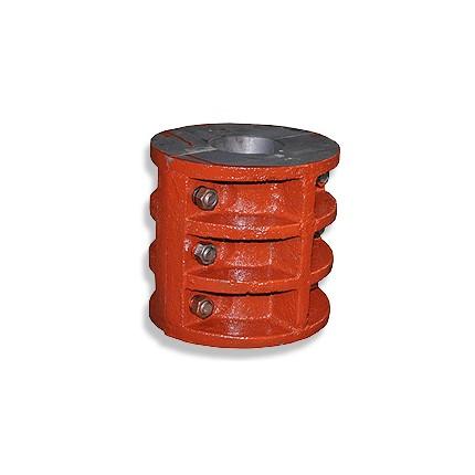 武汉海鹏销售的夹紧式夹壳联轴器使用范围广泛