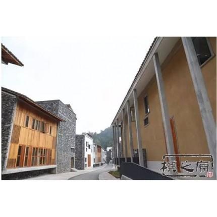 现代新型夯土墙,夯土墙施工方法,朴之原