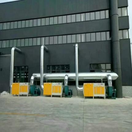 江苏适合各种工件的喷漆房 废气处理设备