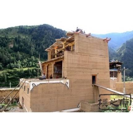 夯土墙耐久性-夯土建筑制作强度,朴之原