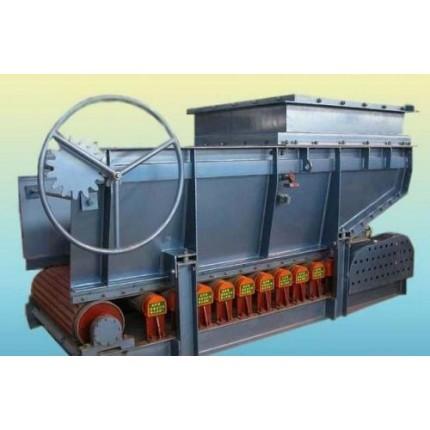 供应带式给煤机高效节能