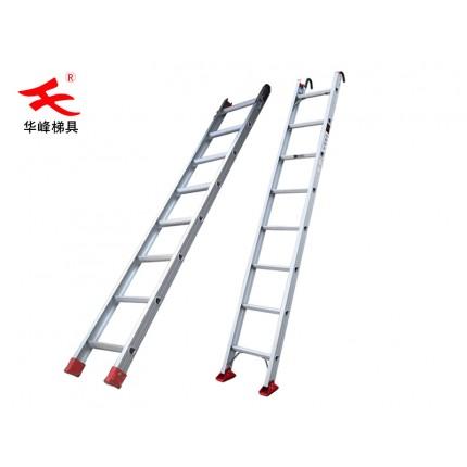 单面直梯-铝合金梯子-辽宁梯子生产厂