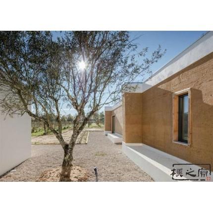 夯土墙特性-固化剂夯土墙,朴之原