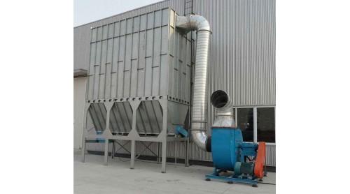 廊坊中央除尘 木工除尘 旱烟除尘 粉尘处理设备厂家