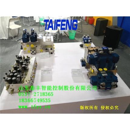 供应泰丰工程机械用液压阀块
