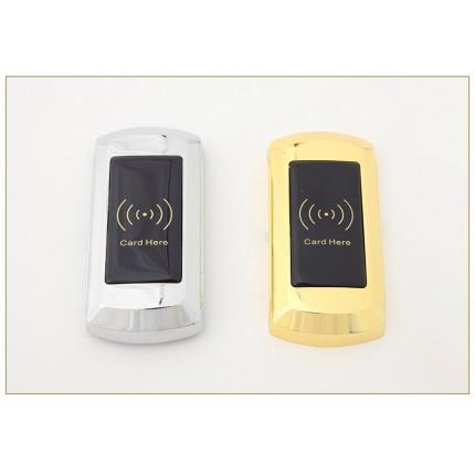 哎莎桑拿锁浴室更衣柜电子锁感应锁洗浴中心IC锁601