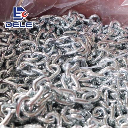 厂家直销镀锌链条起重承重链国标G80级手扳手拉葫芦链条