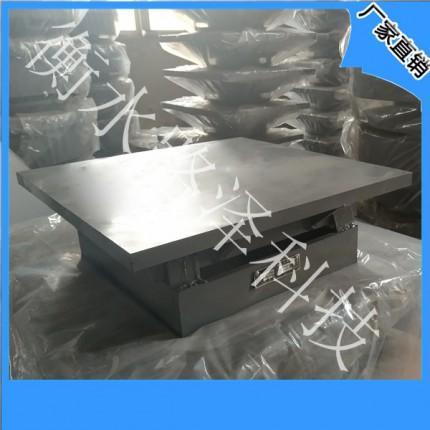 双向滑动支座单向滑动铰支座路泽科技生产