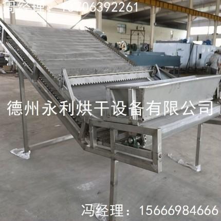 新品上市 不锈钢附筛网输送机 大型提升上料机
