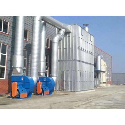 潍坊符合环保要求除尘设备 在行业中的应用
