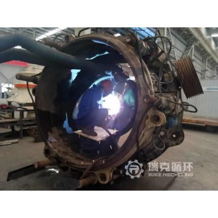 HP400圆锥破碎机整机维修