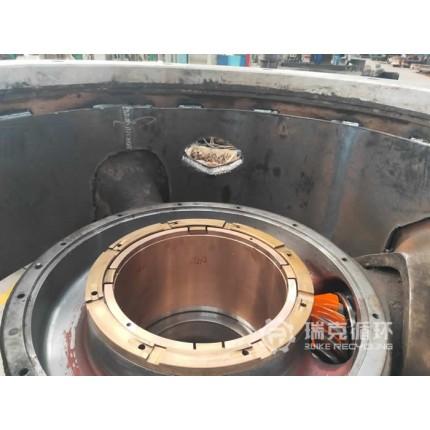 维修多缸圆锥定椎体调整套部