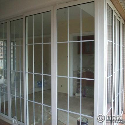 上海门窗浦东金杨塑钢推拉门窗