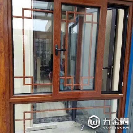 新香园 厂家直供  铝合金门窗  断桥铝门窗   可定制尺寸  欢迎来电咨询