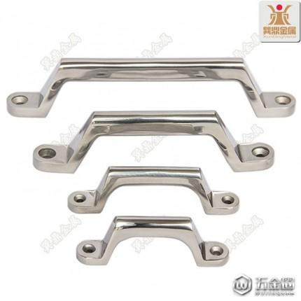 不锈钢桥式拉手 重型拉手 大设备拉手 加厚不锈钢拉手提手