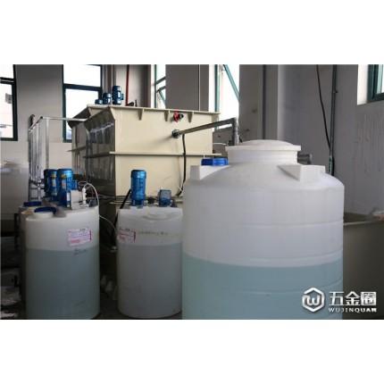 太原废水处理设备20T/D| 滑轨清洗设备