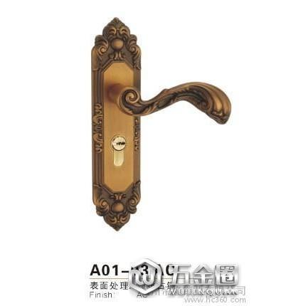 供应帝隆A01-03室内门锁 执手锁 木门锁 欧式门