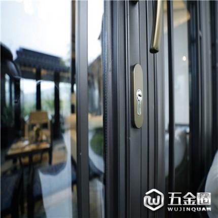 复古门窗厂家热销中式仿古断桥铝门窗定制古镇中式别墅中国风门窗