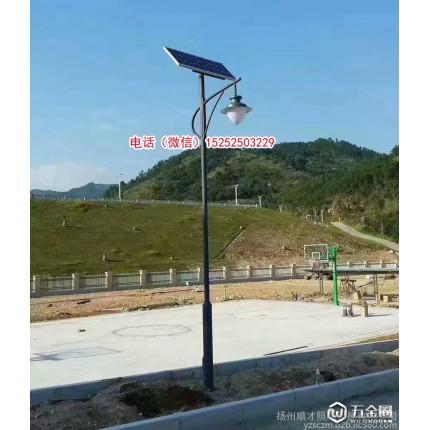 厂家生产3米3.5米4米4.5米6米m太阳能市电LED庭院灯庭院路灯景观路灯小区庭院灯广场庭院灯复古室外灯仿古庭院灯灯笼