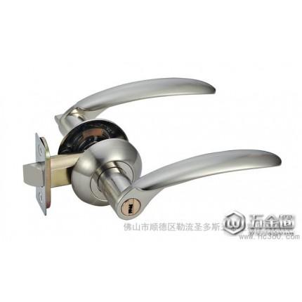 供应室内门锁,南特三杆执手门锁SG0902SN/NP,浴室门锁,平开门锁