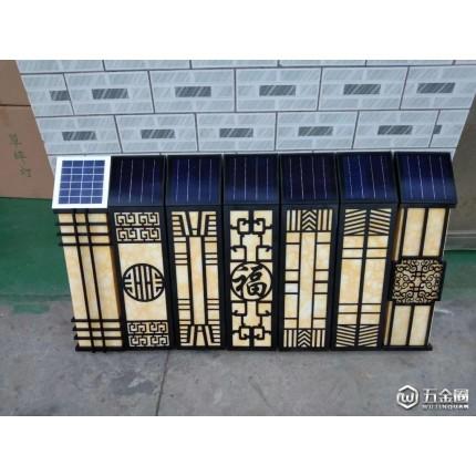 室外电灯 复古庭院灯 多普仁工程照明销售太阳能路灯庭院灯景观灯 欢迎选购洽谈