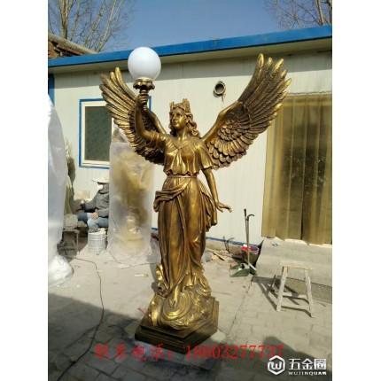 南京康大雕塑可定制 园林玻璃钢雕塑玻璃钢欧式灯雕塑 玻璃钢室外雕塑