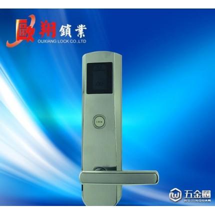 【直销】OX8025酒店门锁酒店锁 ic卡室内门锁酒店刷卡锁