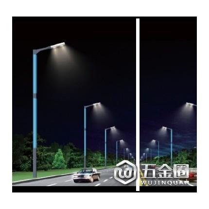 【赛克赛思】led庭院灯别墅花园草坪灯小区路灯景观室外灯高杆户外灯防水超亮