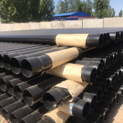 北京轩驰牌热浸塑钢管生产厂家兰州销售DN50-219规格