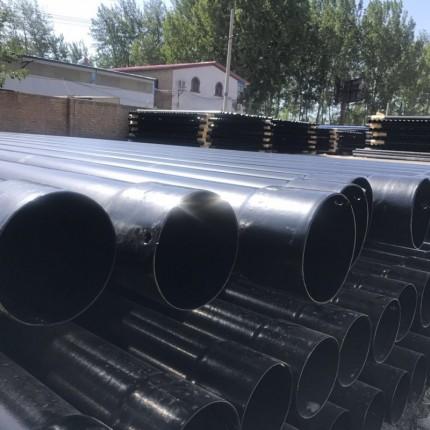 北京通州热浸塑钢管生产厂家DN150*4涂塑钢管价格安徽现货