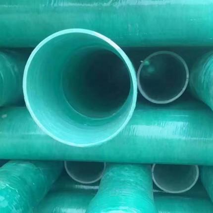 山西忻州高压地埋玻璃钢管厂家夹砂管工艺管mpp复合管
