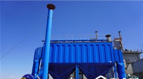 环保再出击!中建西部建设所属吉木萨尔水泥厂袋装水泥装车系统粉尘治理改造显成效