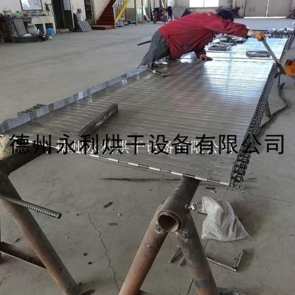 新品上市不锈钢链板 挡板式输送链板