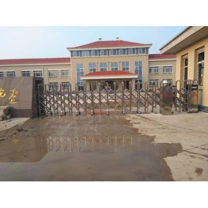 泰安双兴学校平开门的安装调试步骤详解
