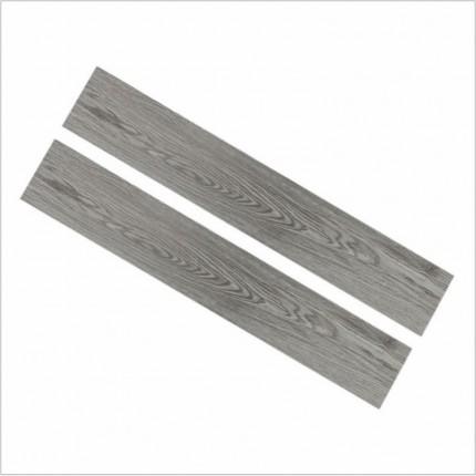 广东批发办公室地胶 仿木纹PVC石塑地板展厅商铺防水塑料地板