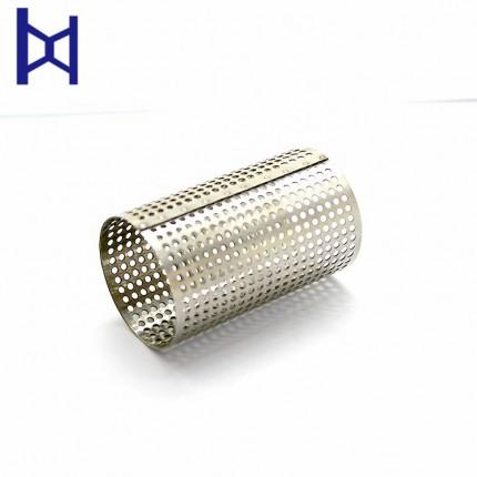 工厂销售冲孔网筒  316材质滤筒
