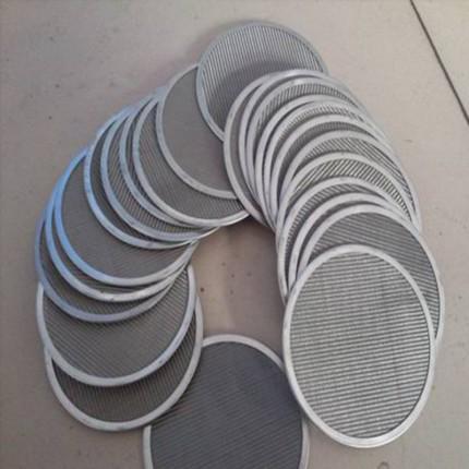 供应铝包边不锈钢304网片